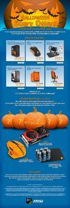 Der Spuk beginnt! Halloween Sonderangebote und die Jagd nach dem Kürbis auf Caseking.de!