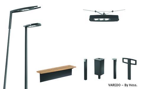 hess gmbh spezialist f r leuchten und stadtmobiliar mit. Black Bedroom Furniture Sets. Home Design Ideas