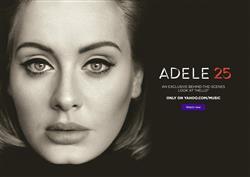 """Exklusiv bei Yahoo: Adele zu ihrem neuen Album und exklusive Performance von """"Hello"""""""