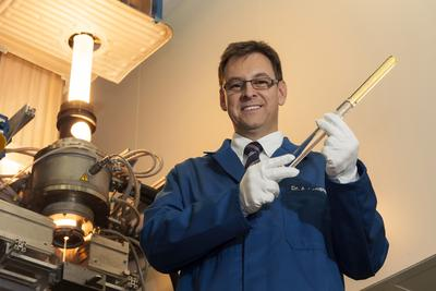 Dr. Andreas Langner, Heraeus Quarzglas