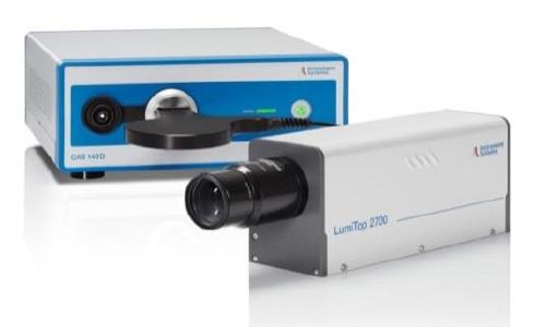 The LumiTop 2700 combines the measurement accuracy of the proven Instrument Systems CAS series of spectroradiometers with the valued benefits of imaging colorimetry