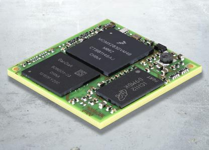 TQMa28L: An ultra-compact TQ Minimodule with Freescales i.MX28 for creating intelligent, networked devices
