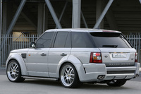 Strong as a bear with well-balanced proportions:   the Arden Range Rover Sport AR6 Stronger with 520 HP