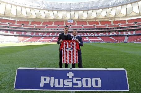Als Hauptsponsor: Plus500 verlängert erfolgreiche Partnerschaft mit Atlético Madrid