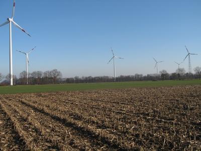 Windpark Emsdetten   Quelle WI Windinvest