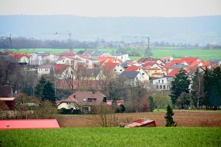 Gemeinde Michelfeld, Steinäckersiedlung Copyright Stadtwerke Schwäbisch Hall GmbH, Fotograf: Frauke Windsheimer