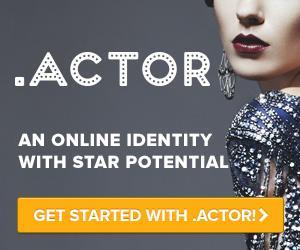 Actor-Domain: New Marketingtool for Actors