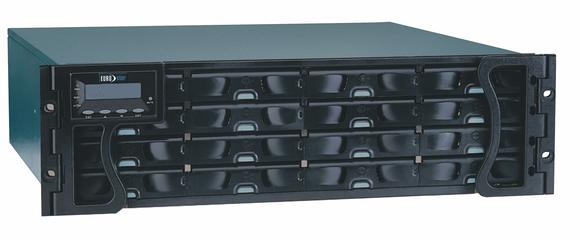 EUROstor bietet 8 Gbit Fibre Channel RAIDs mit RAID 6 an