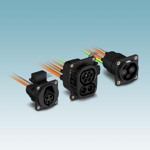 CCS-Ladedosen für alle Elektrofahrzeuge