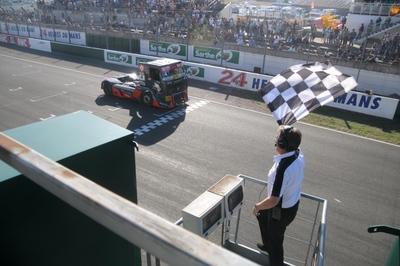 Der Premium Racing fuhr nicht selten als erster über die Ziellinie