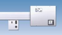 The Starline Critical Power Manager (CPM) measures and displays electrical current, voltage, temperature and power at the Busbar End Feed and Plug-in level.