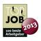 secova TOP JOB 2013 Siegel