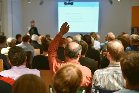 Regionale Fachtagung zum Thema Kleinwasserkraft von Green City Energy