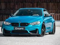 G-POWER M4 Competition mit bis zu 600 PS / 740 Nm