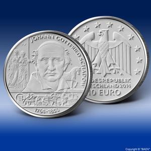 Münzen Tipp Von Bayerisches Münzkontor Rechtzeitig Die Neue 10