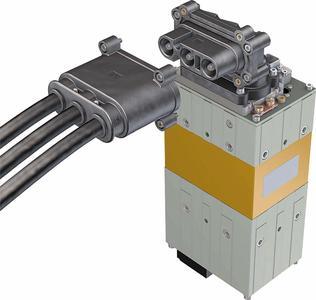 RobiFix-TWA, connettore angolare per trasformatori di saldatura