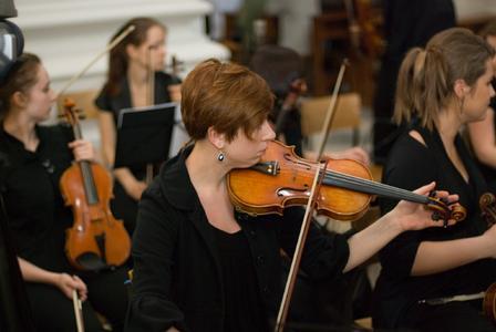 """Orchestra """"Archi dello Spirito"""" , Photo Credit: Piotr Kikta"""