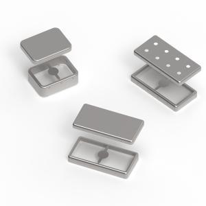 Abschirmgehäuse WE-SHC Seamless / Bildquelle: Würth Elektronik