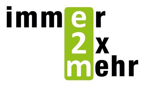 e2m   immer 2 mal mehr
