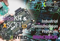 XMOS strengthens industrial communications range with Modbus and CANopen solutions