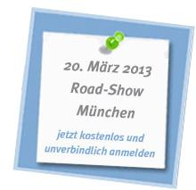 onOffice Road Show München