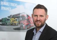 Frederic Ruesche, Geschäftsführer von Renault Trucks Deutschland, sieht Elektromobilität als wichtige Säule des nachhaltigen Warenverkehrs in Städten