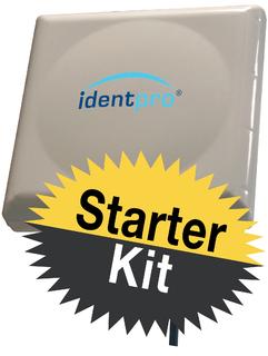 RFID-Transponder (UHF) lesen und beschreiben mit dem Starterkit von IdentPro