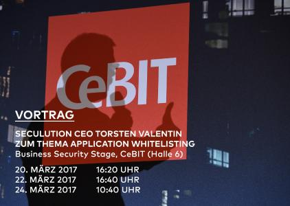 SecuLution auf der CeBIT 2017