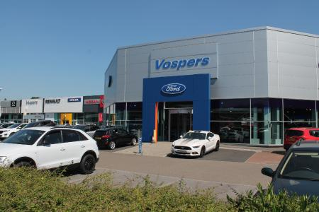 Die Vospers Gruppe gehört zu den 50 größten Autohändlern Großbritanniens.