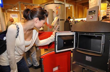 Energiesparmesse Wels: Führende Heizungsausstellung Österreichs und eine der größten Fachmessen für moderne Heiztechnologie in Europa (Quelle Messe Wels)