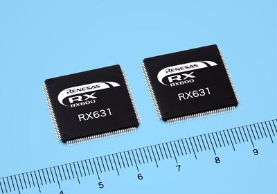 Renesas Introduces RX600 Series 32-Bit Microcontrollers that Implement CMOS Camera Functionality at Low Cost for Commercial and Building Automation