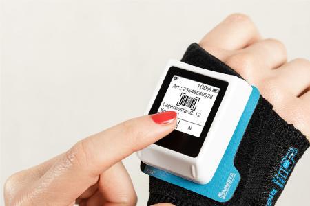 Advantech bietet seinen Kunden den weltweit ersten Handrückenscanner mit Touchdisplay von NIMMSTA an