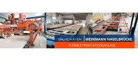 Produktionsanlage zur Herstellung von Fertighauswänden bei InventoryNord zu ersteigern.