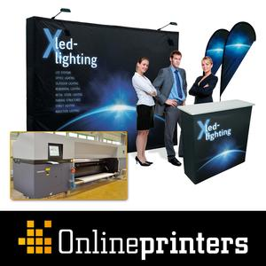 Large format advertising systems
