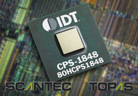 IDT Expands Industry-Leading Switch Portfolio with New Family of Serial RapidIO® Gen2 Switches