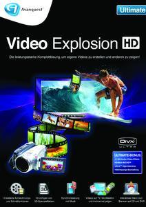 Ideal für Hobby- und Semiprofi-Filmer: Video Explosion Ultimate