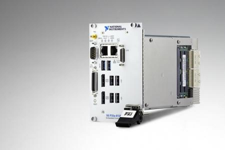 NI Unveils Industry's Fastest PXI Embedded Controller With 3rd Generation Intel® Core(TM) i7 Processor