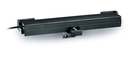 The ECchain ventilation drive – simple window automation,  Photo: GEZE GmbH