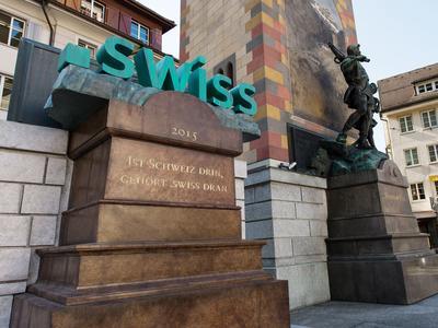 Les domaines .swiss soulignent l'identification avec la marque Suisse et ses valeurs.