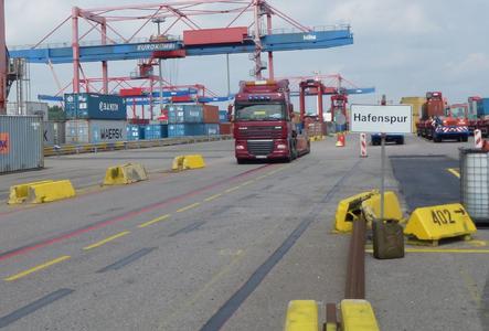 UNIKAT GE Truck- Elektronisch vormelden - beschleunigt abfertigen