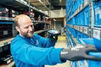Warehouse Management, Store Management und Produktionssteuerung aus einer Hand