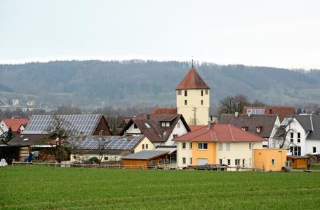 Gemeinde Michelfeld, Ortskirche Copyright Stadtwerke Schwäbisch Hall GmbH, Fotograf Frauke Windsheimer