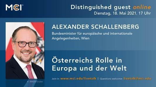 Österreichs Rolle in Europa und der Welt