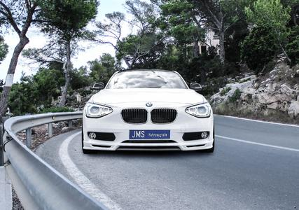 new styling for bmw f20/21 1-series from jms