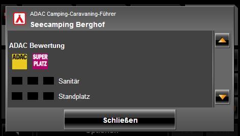 Bewertung Campingplätze