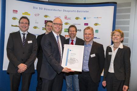 Vossloh Kiepe is certified as an ÖKOPROFIT® company