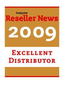 """pilot Computerhandels GmbH ist von der Computer Reseller News zum """"Excellent Distributor"""" ernannt worden."""