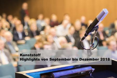 Kunststoff - Neue Veranstaltungen und aktuelle Termine (Foto: VDI Wissensforum)