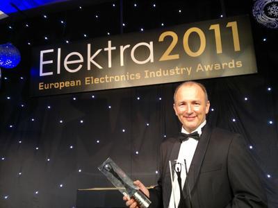 Glenn Jarrett, Head of Electronics Marketing von RS Components
