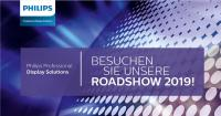 Philips Roadshow: dimedis präsentiert als Softwarepartner kompas Digital Signage